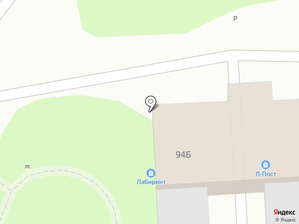 Corvus-bike на карте