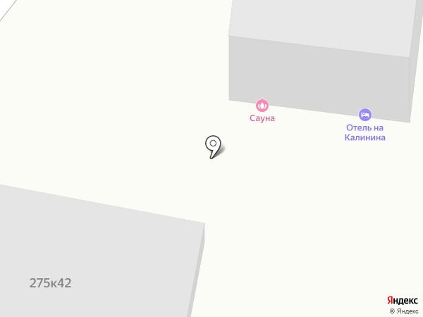 Радиоприбор на карте