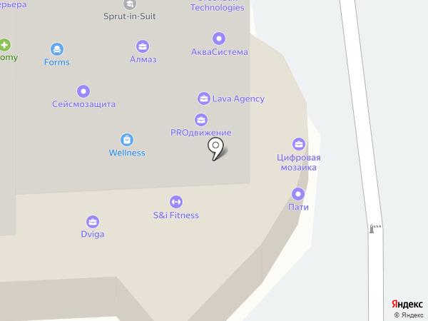 Mamas Center на карте