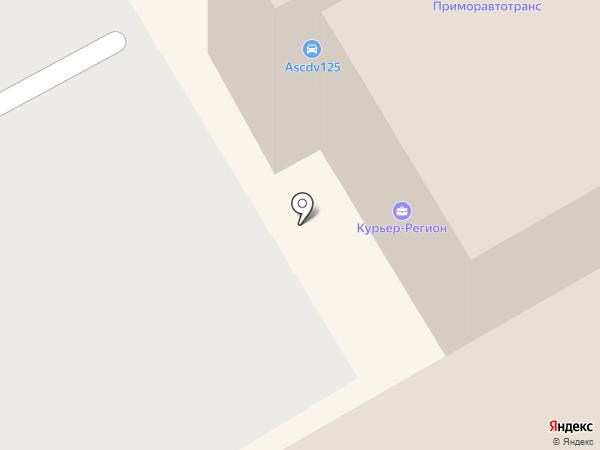 АверсКарго на карте