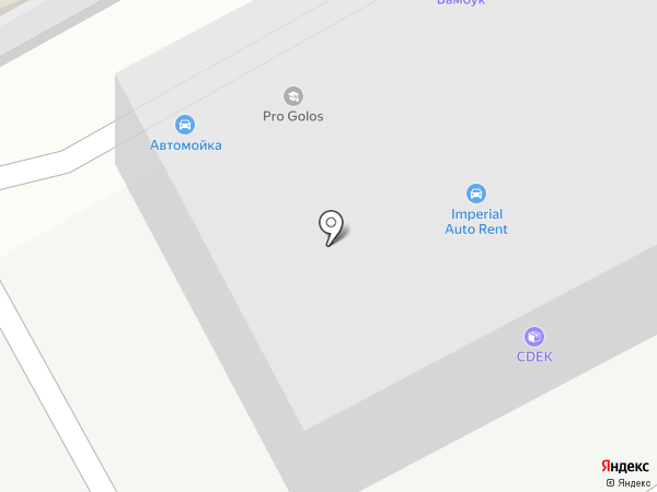 Чародейка на карте