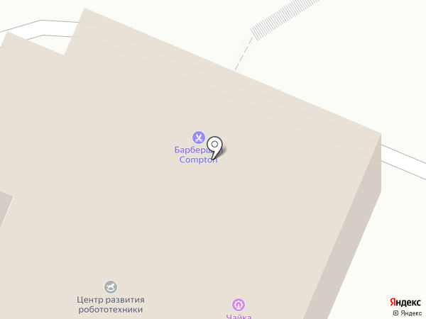 Центр развития робототехники на карте