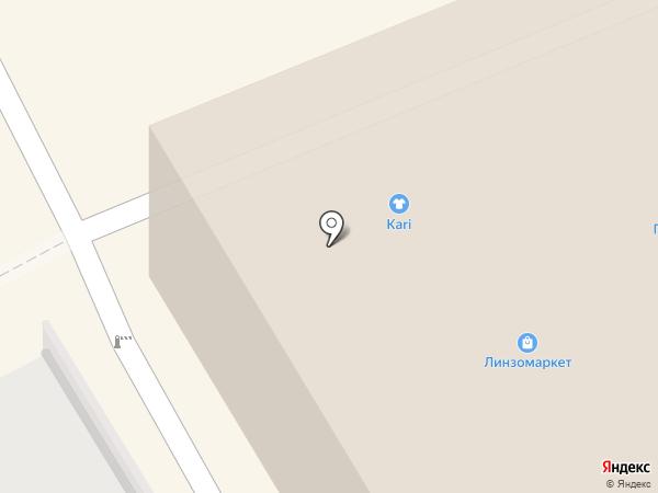 Профито-М на карте