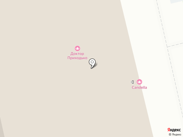 Чеширский кот на карте