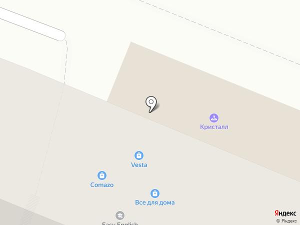 Ивашка на карте
