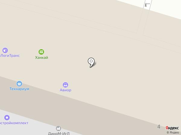 Специальная металлургия на карте