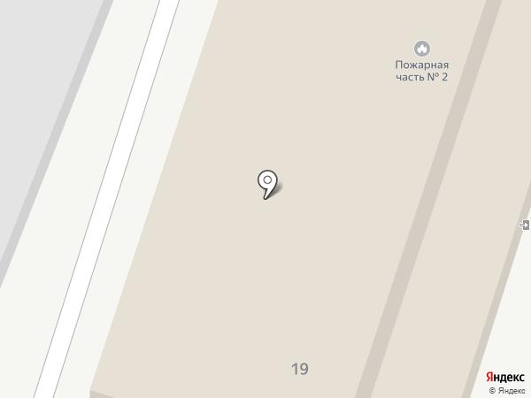 2 отряд ФПС на карте