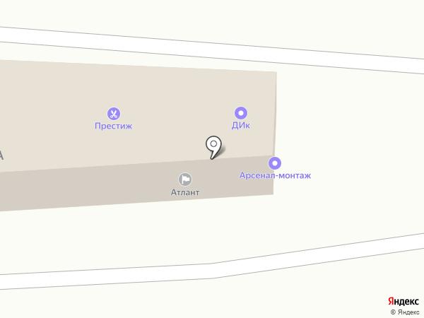 Дальневосточная Инженерная компания на карте