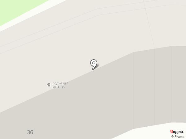 Участковый пункт полиции №30 на карте
