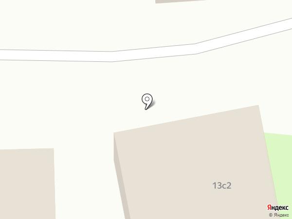 Империал ДВ на карте