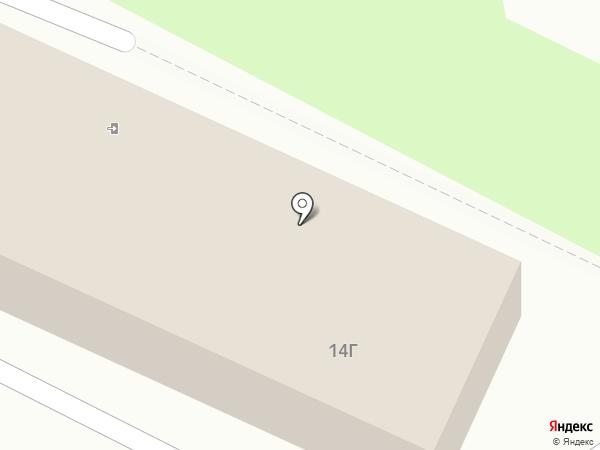 Дом для Души на карте