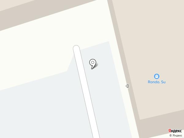 Топтыгин на карте
