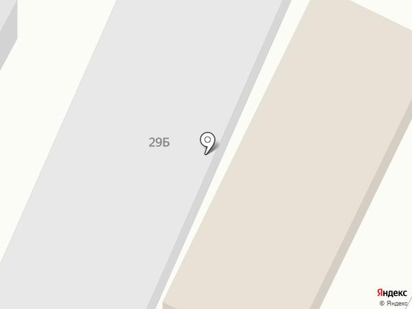 GT на карте