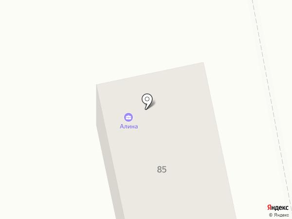 BEERline на карте