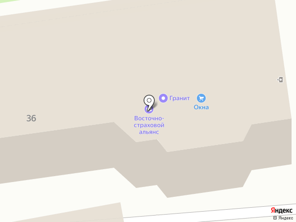 LazerStudio на карте