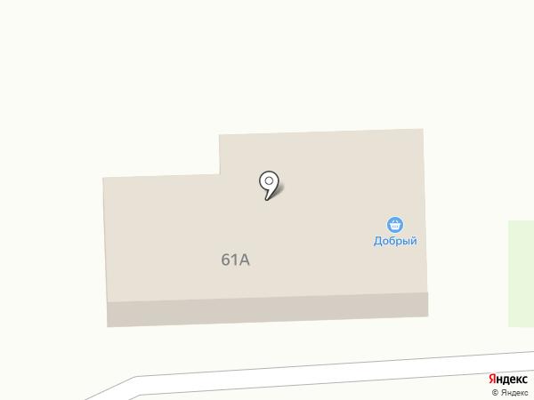 Держава на карте