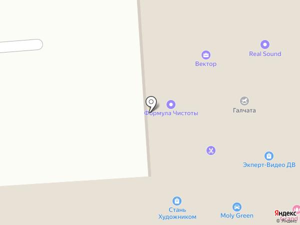 Приморская торгово-промышленная палата на карте