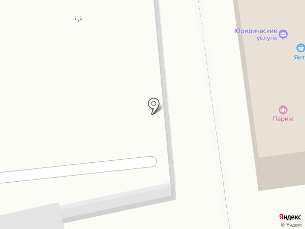 Альфа ДВ на карте