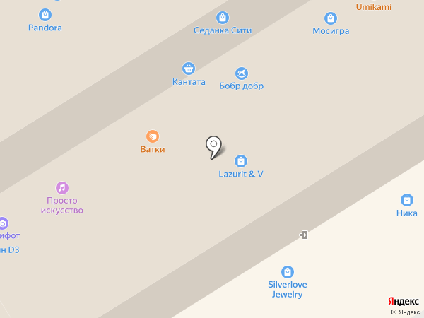 Советская аптека на карте