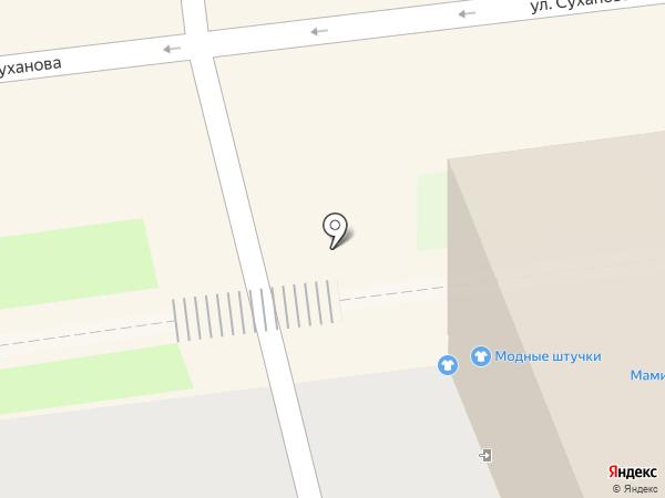 Клуб Малета на карте