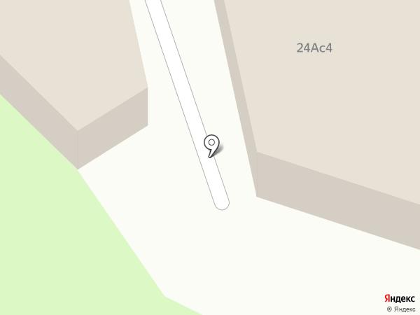 ИнсталлГрупп на карте