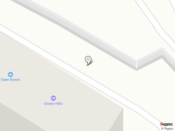 Царский Дом на карте