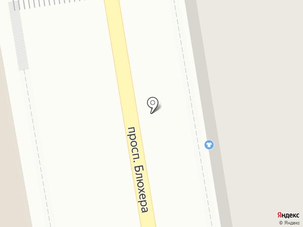Пиворыбов на карте