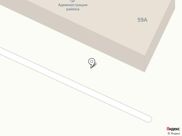 Управление муниципального имущества на карте