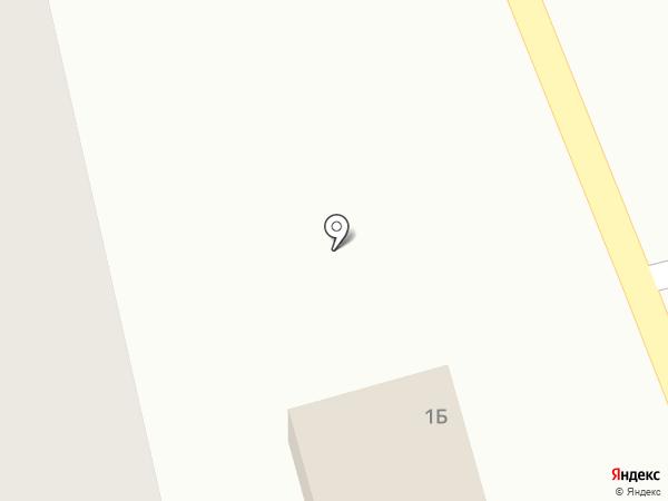 Чепок на карте