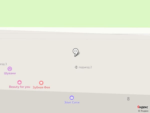 Зубная Фея на карте