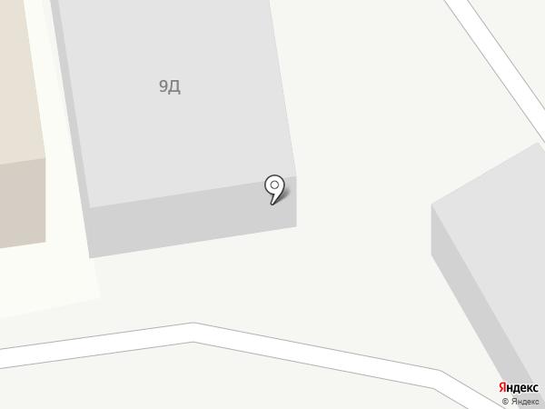 Теодорос на карте