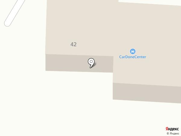 Маникюрный кабинет на карте