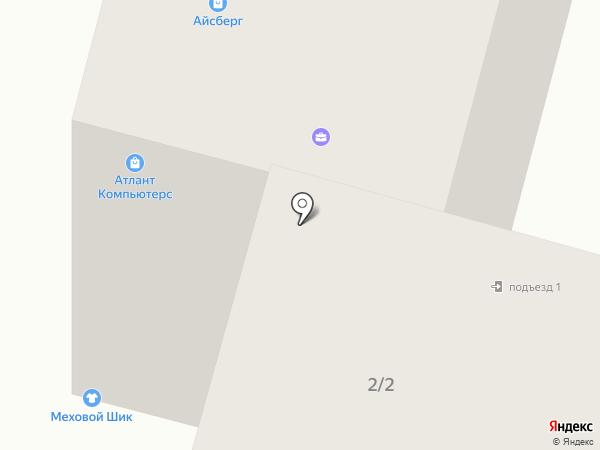 Аванта Мебель на карте