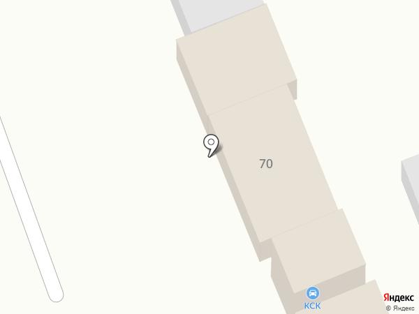 ABRO на карте