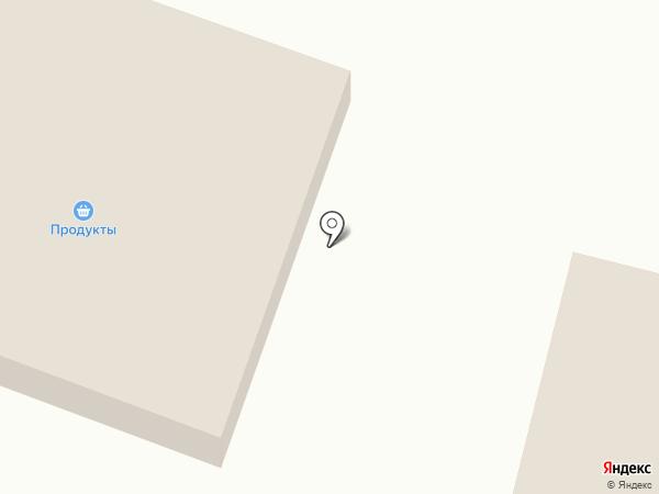 Юликон на карте
