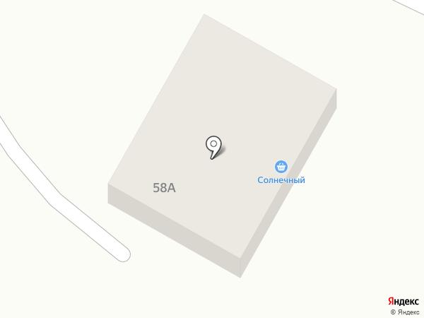 Кронид на карте