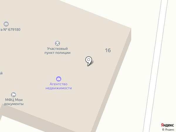 Международный институт на карте