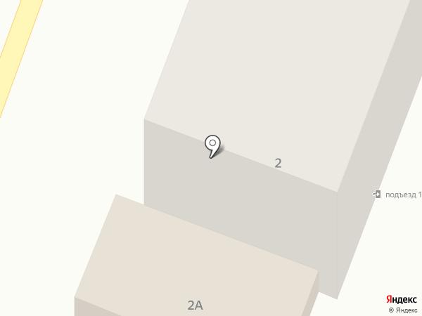 Приамурский на карте
