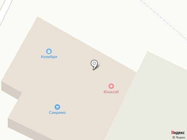 ЮНИЛАБ на карте