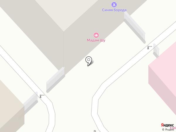 Инкристинвест на карте