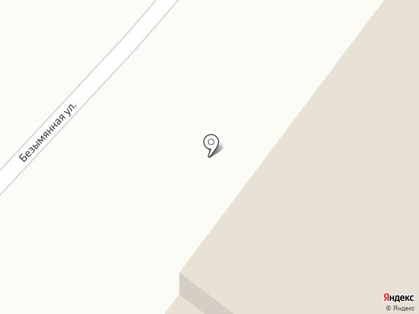 Железяка на карте