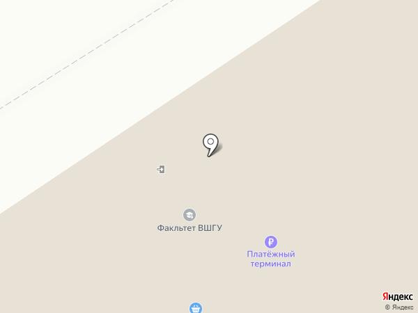 Дальневосточный институт управления на карте