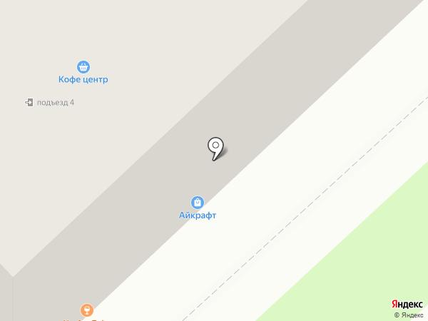Kraftu Fox на карте