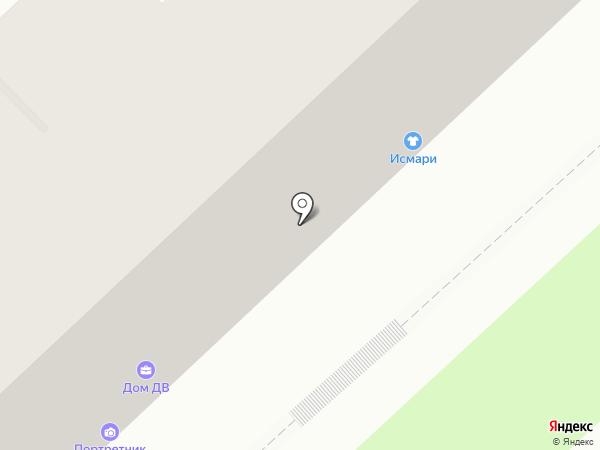 Отдел аварийно-спасательной службы на карте