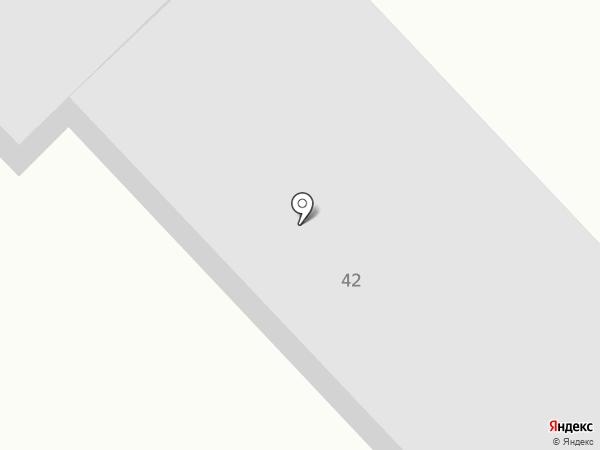 Специализированная станция медицинской скорой помощи на карте