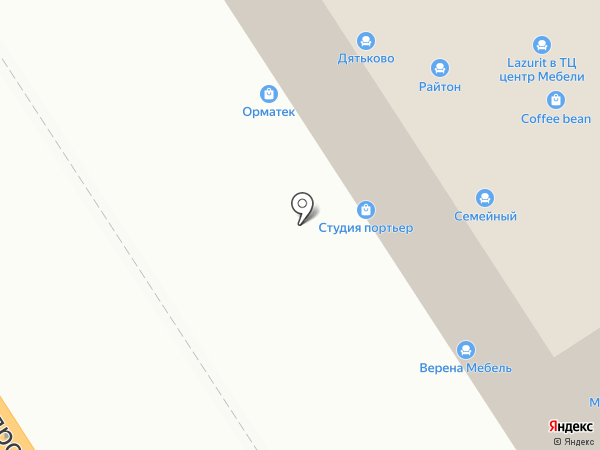 Sezar на карте
