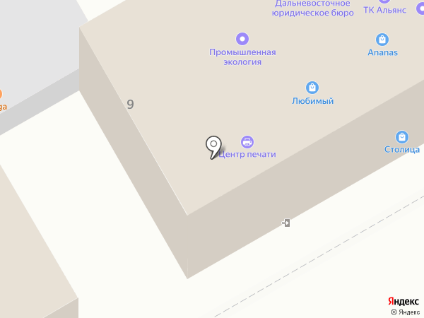 АЙ ТИ ПРОФИ на карте