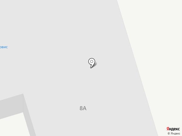 Дальтрейдсервис на карте