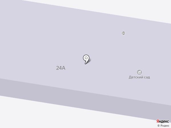 Детский сад с. Ильинка на карте