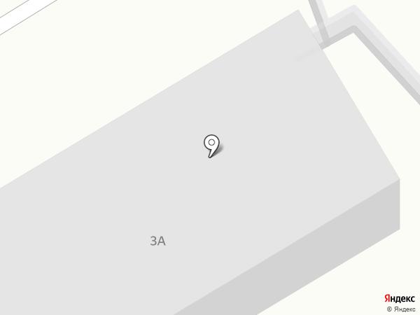 СК СевероСтрой на карте